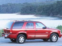 1999 OLDSMOBILE BRAVADA X2001 SERVICE REPAIR MANUAL