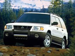 1999 Subaru Forester Service Repair Manual Download