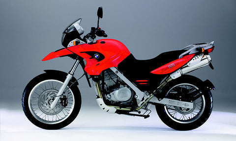 2000 BMW F650 GS DAKAR SERVICE REPAIR MANUAL
