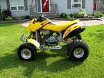 2000 BOMBARDIER ATV DS650 SERVICE REPAIR MANUAL