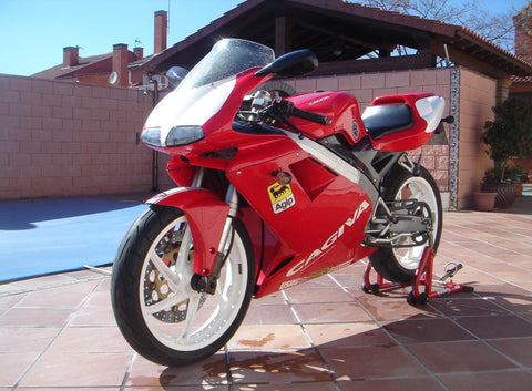 2000 Cagiva Planet 125 Workshop Service Repair Manual Download