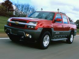 2000 Chevrolet Avalanche Service Repair Manual