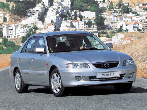 2000 MAZDA 626 CAPELLA SERVICE REPAIR MANUAL