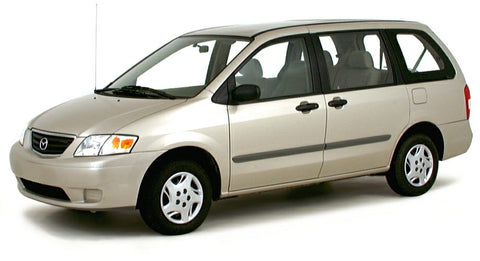 2000 Mazda MPV Service Repair Manual