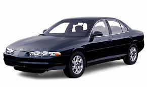 2000 Oldsmobile Intrigue Workshop service repair manual download