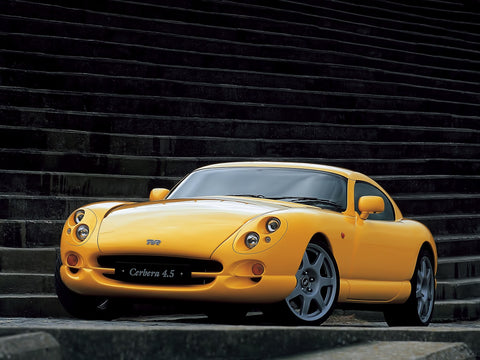 2000 TVR CERBERA SERVICE REPAIR MANUAL