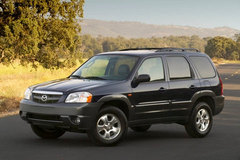 2001-2004 Mazda Tribute Service Repair Manual