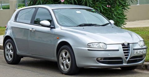 2001 ALFA ROMEO 147 1.6 TS SERVICE REPAIR MANUAL