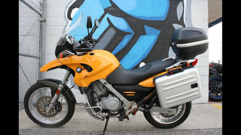 2001 BMW F650 GS single cylinder Service Repair Manual