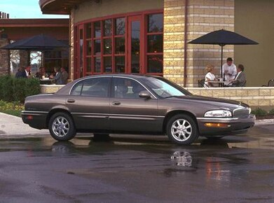 2001 Buick Park Avenue Workshop Service Repair Manual