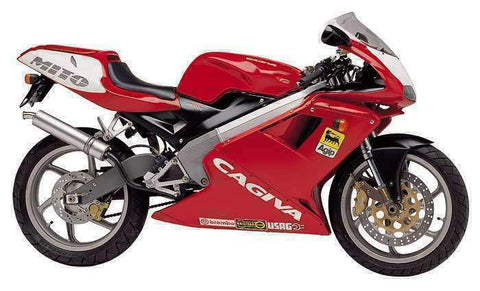 2001 Cagiva Mito EV 125 Workshop Service Repair Manual Download