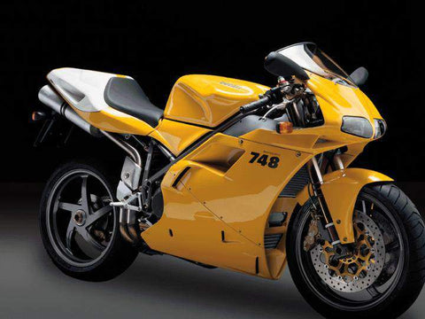 2001 Ducati 748 Workshop Service Repair Manual Download
