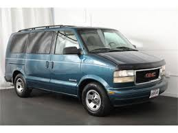 2001 Gmc Safari Workshop Service Repair Manual