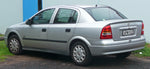 2001 HOLDEN ASTRA G Service Repair Manual