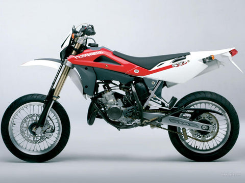 2001 Husqvarna SM125S Motorcycle Workshop Service Repair Manual Download