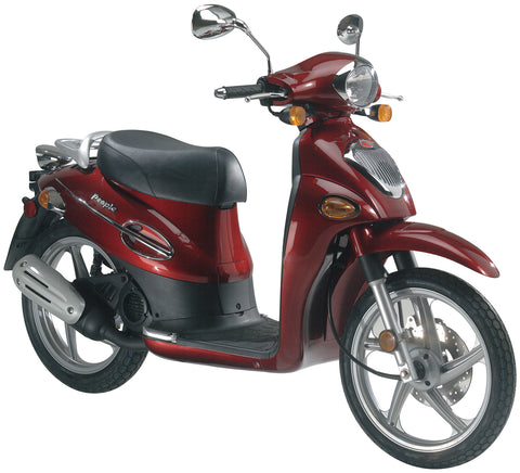 2001 Kymco People 50 Workshop Service Repair Manual Download