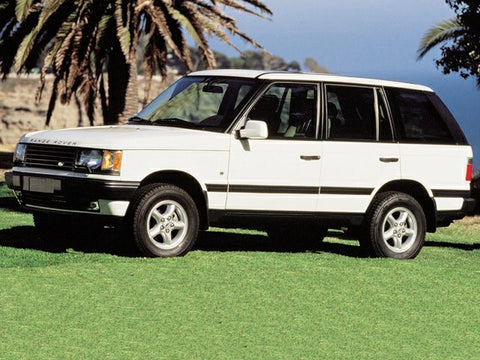 2001 LAND ROVER RANGE ROVER VEHICLES WORKSHOP SERVICE REPAIR MANUAL