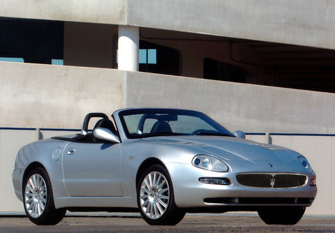 2001 MASERATI SPYDER COUPE WORKSHOP SERVICE REPAIR MANUAL