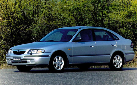 2001 MAZDA 626 CAPELLA SERVICE REPAIR MANUAL