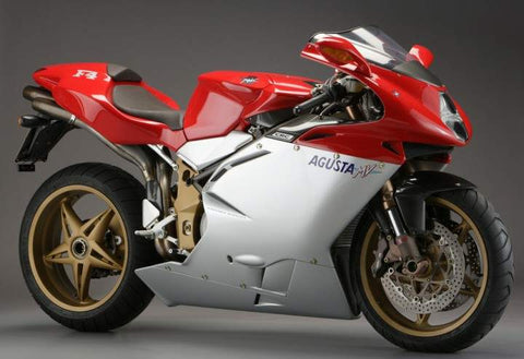 2001 MV Agusta F4 750S ORO Workshop Service Repair  Manual Download
