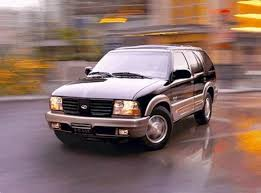 2001 OLDSMOBILE BRAVADA X2001 SERVICE REPAIR MANUAL