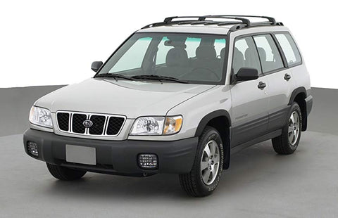 2001 Subaru Forester Service Repair Manual Download