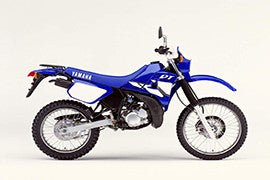 2001 Yamaha DT125 DT125R Workshop Service Repair Manual Download