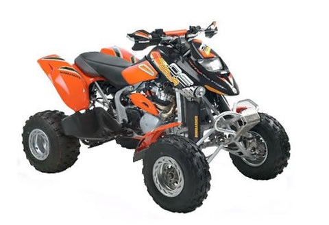 2002-2003 BOMBARDIER ATV DS650 SERVICE REPAIR MANUAL