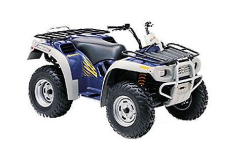 2002-2003 Bombardier Quest Traxtor 500 650 ATV Service Repair Manual