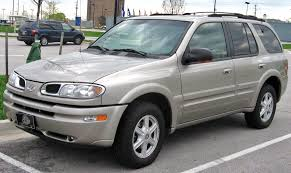 2002-2004 Oldsmobile Bravada Service Repair  Manual