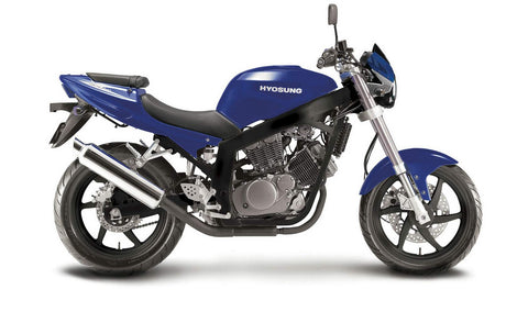 2002-2010 Hyosung Comet 250 GT250 Workshop Service Repair Manual Download