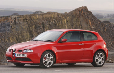 2002 Alfa Romeo 147 Workshop Service Repair Manual MultiLanguage