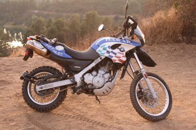 2002 BMW F650 GS DAKAR SERVICE REPAIR MANUAL