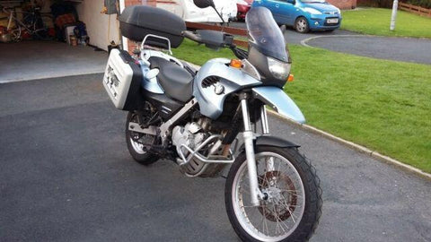 2002 BMW F650 GS single cylinder Service Repair Manual