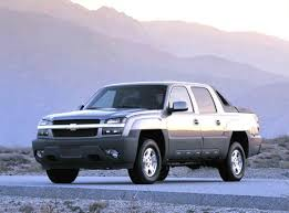2002 Chevrolet Avalanche Service Repair Manual