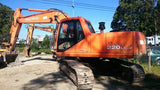 2002 Doosan Solar 220LC-6 Crawled Excavator Workshop Service Repair Manual