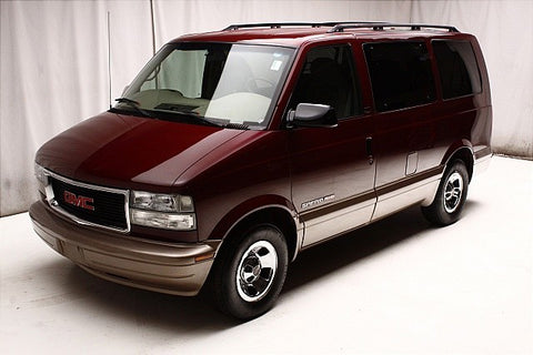 2002 Gmc Safari Workshop Service Repair Manual