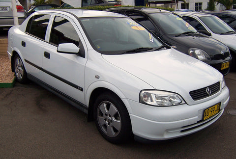 2002 HOLDEN ASTRA G Service Repair Manual