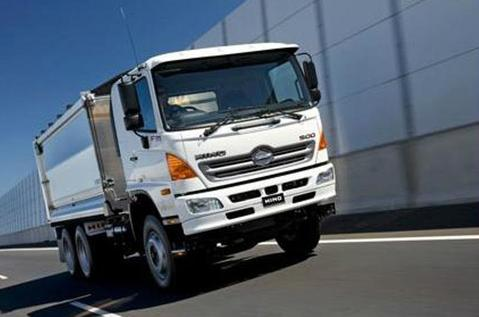 2003 Hino FA4J, FB4J Truck Service Repair Manual PDF