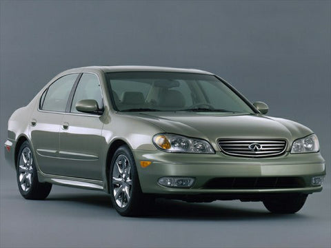 2002 Infiniti I35 Workshop Service Repair Manual