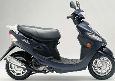 2003 Kymco Filly LX 50 Workshop Service Repair Manual Download