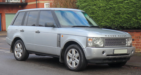 2002 LAND ROVER RANGE ROVER VEHICLES WORKSHOP SERVICE REPAIR MANUAL