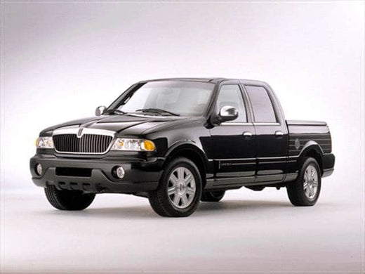 2002 Lincoln Blackwood Workshop Service Repair Manual