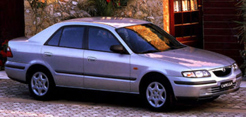 2002 MAZDA 626 CAPELLA SERVICE REPAIR MANUAL