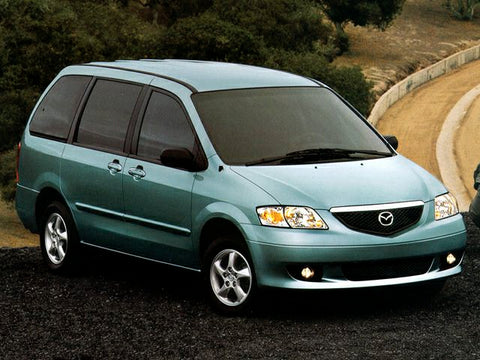 2002 Mazda MPV Service Repair Manual