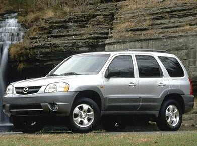2002 Mazda Tribute Service Repair Manual