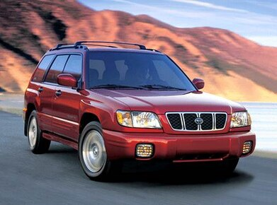 2002 Subaru Forester Service Repair Manual Download