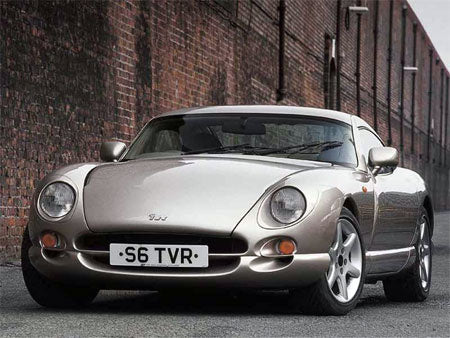 2002 TVR CERBERA SERVICE REPAIR MANUAL