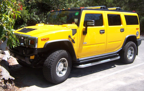 2003-2007 Hummer H2 Workshop Service Repair Manual