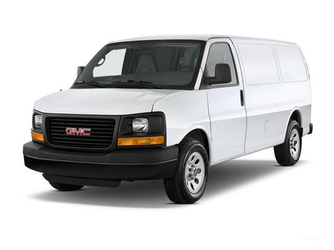 2003-2012 GMC Savana Workshop Service Repair Manual
